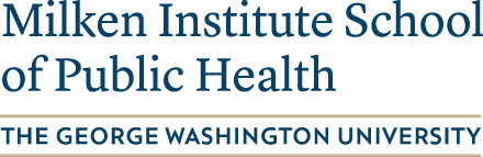 Milken Institute of Public Health Logo